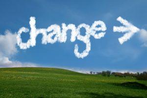 """Nuage ou il est écrit """"change"""""""
