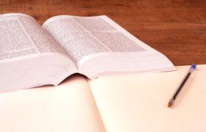 Livre de texte de lois